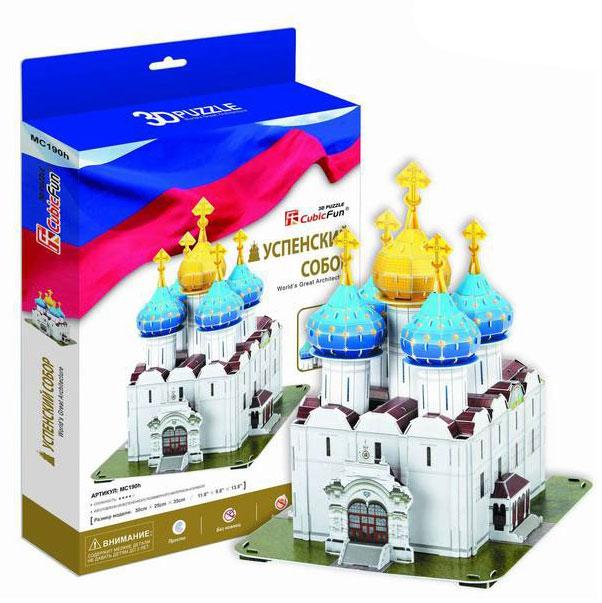 3D Пазл «Успенский собор
