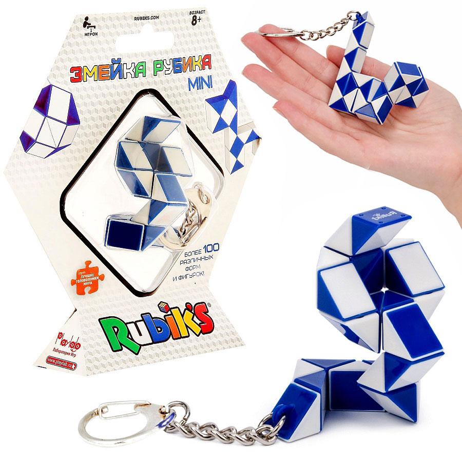 Инструкция с картинками как собрать змейку рубика
