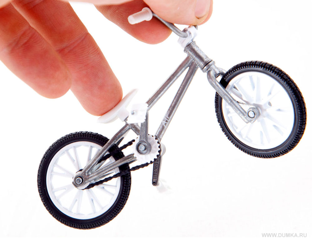Фингербайк BMX Bomber Bike Metall - фотография 4