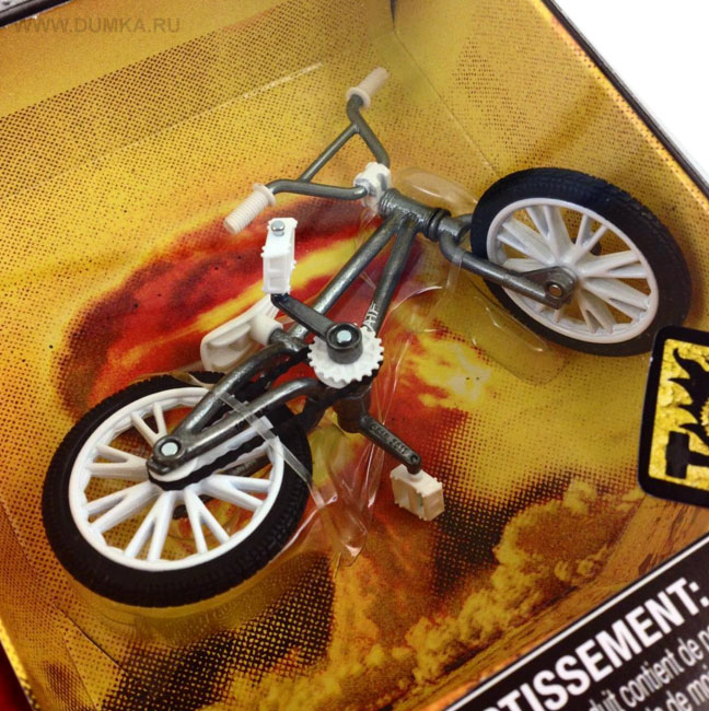 Фингербайк BMX Bomber Bike Metall - фотография 7