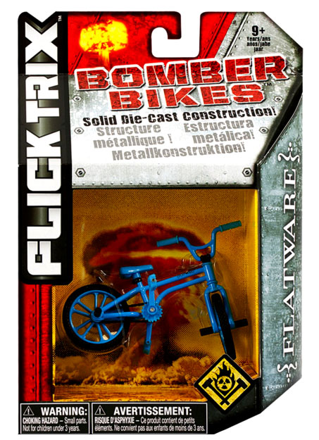 Фингербайк BMX Bomber Bike Metall