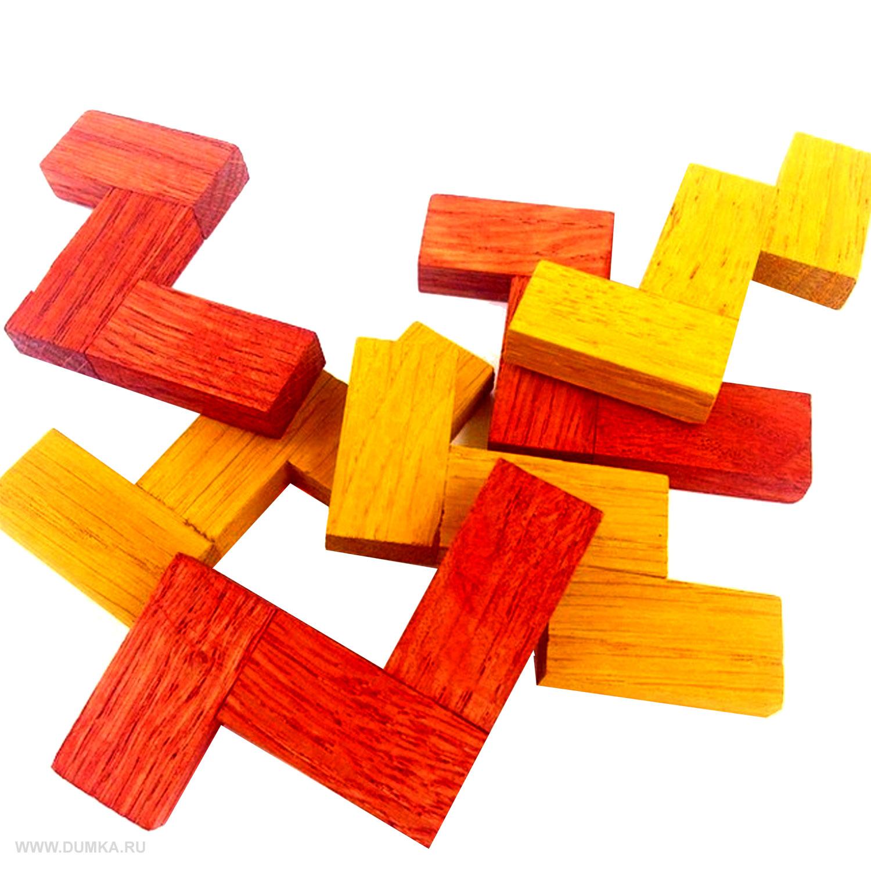 головоломка пифагора схемы для детей