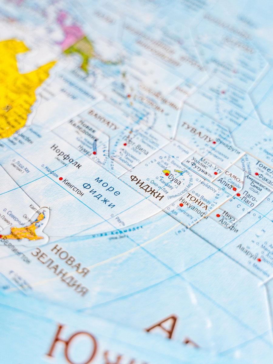 Купить картографический пазл «северная америка» за 230 рублей в  интернет-магазине Думка. Есть на складе, доставка сегодня или самовывоз.