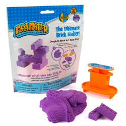 Масса для лепки «Mad Mattr» The Ultimate Brick Maker Purple