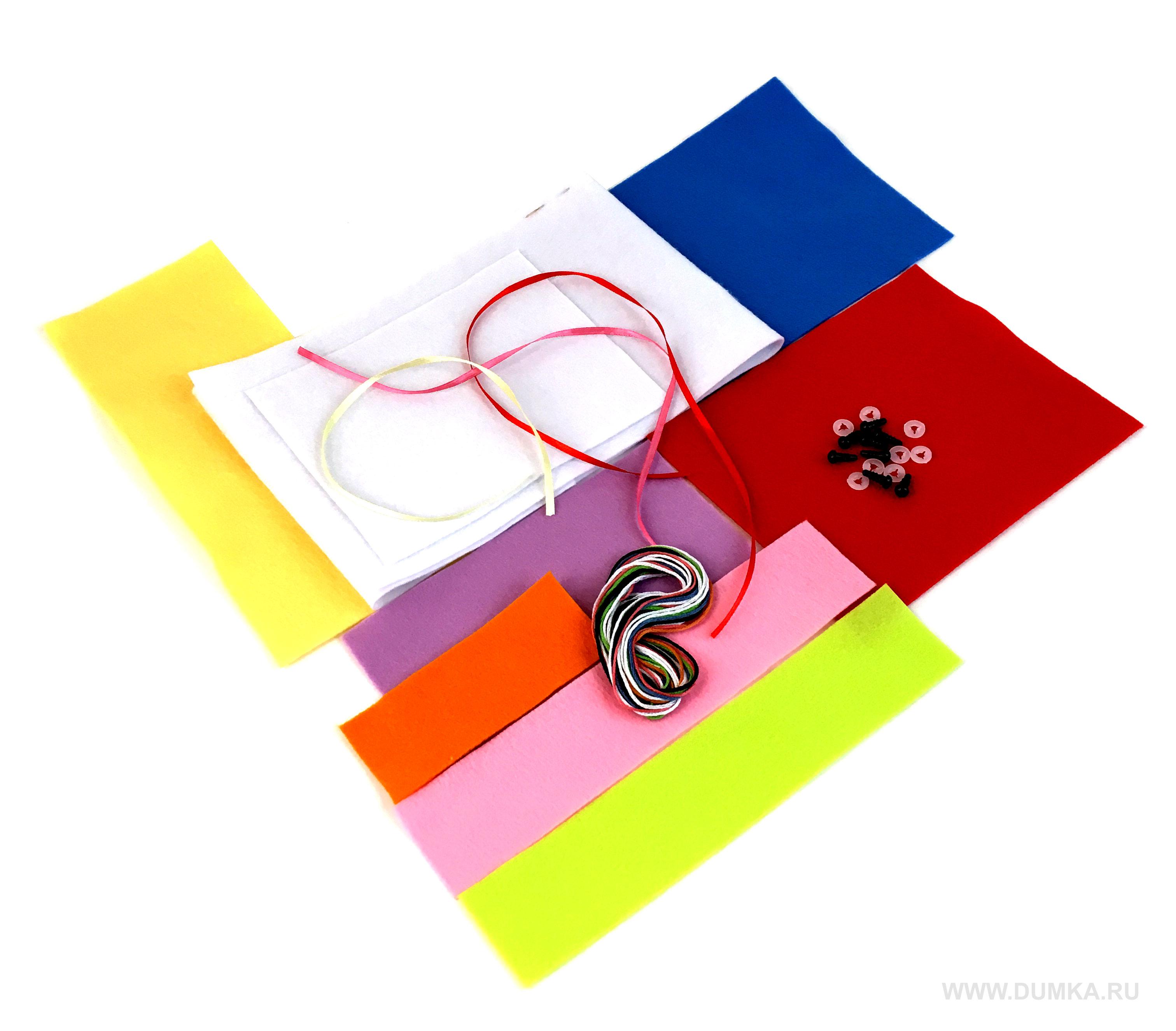 Набор для шитья игрушки «Семейка Снеговиков» - фотография 6