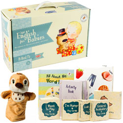 Набор «Skylark English for Babies»