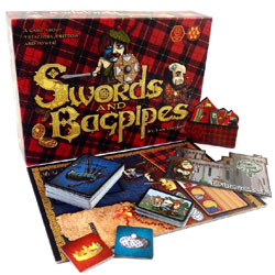 ���������� ���� �Swords and Bagpipes�