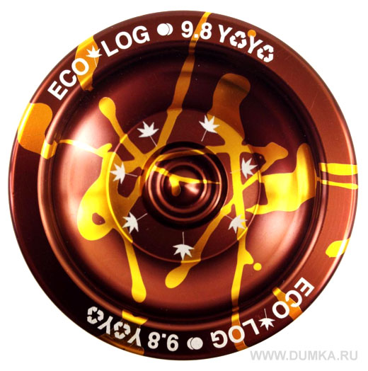 Yo-Yo 98 «Ecolog Splash BrownGold» - фотография 2