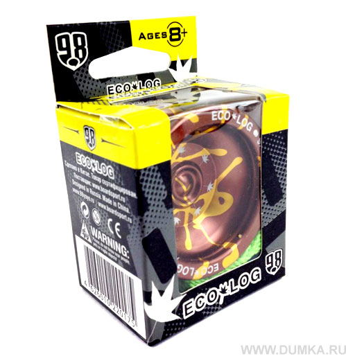 Yo-Yo 98 «Ecolog Splash BrownGold» - фотография 5