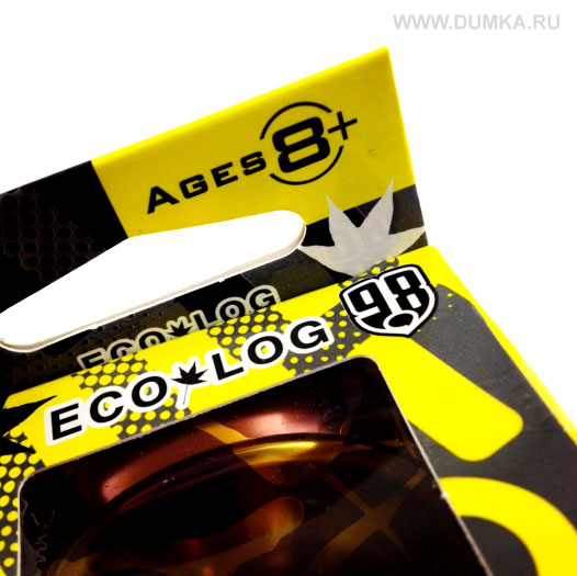 Yo-Yo 98 «Ecolog Splash BrownGold» - фотография 8