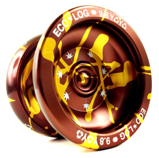 Yo-Yo 98 «Ecolog Splash BrownGold»