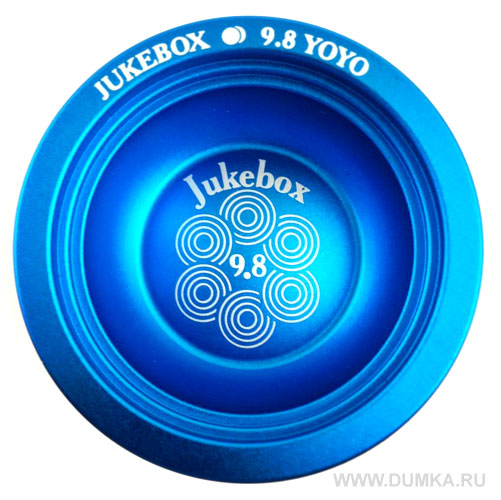 Yo-Yo 98 «Jukebox BluePink» - фотография 5