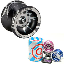 Yo-Yo Aero «Cold Metal CO2»