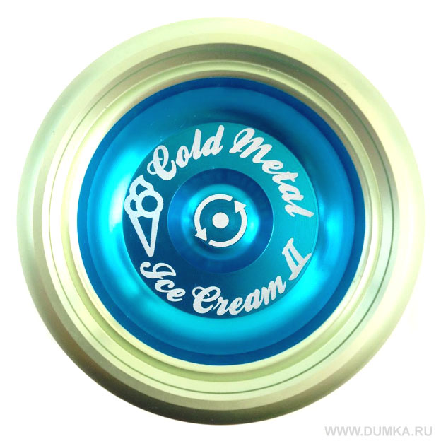 Yo-Yo Cold Metal «Ice Cream II» - фотография 6