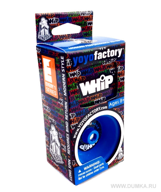 Yo-Yo Factory «Whip» - фотография 6