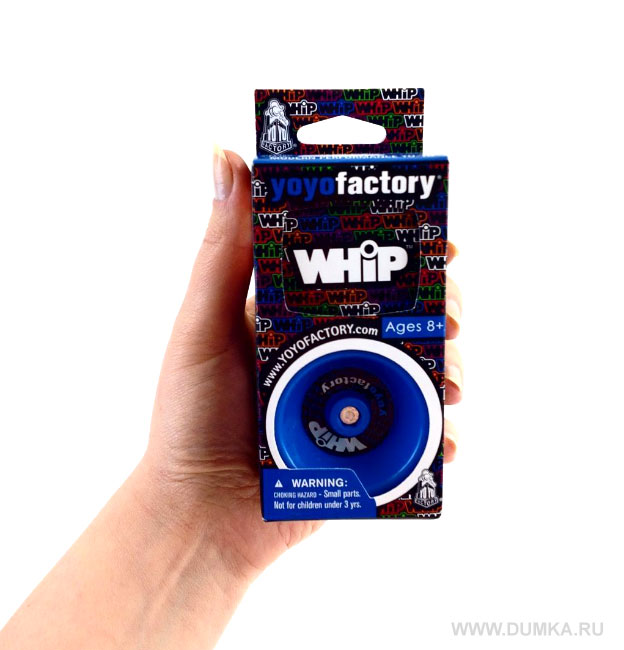 Yo-Yo Factory «Whip» - фотография 9