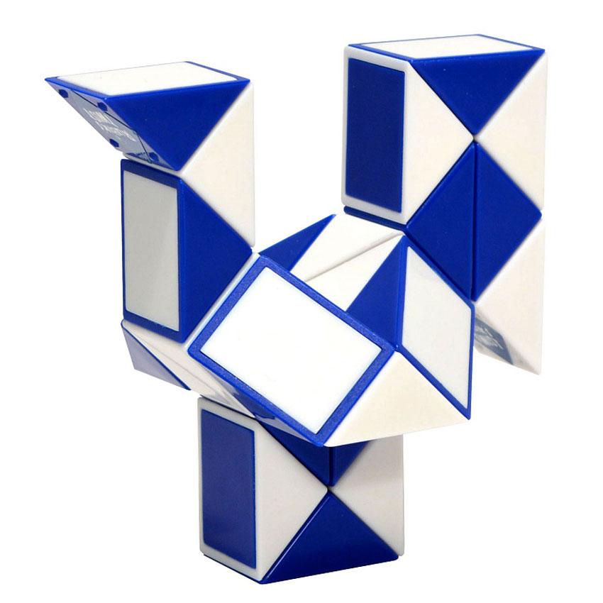 Каждая призма может принимать 4 различные позиции, со смещением на 90°.